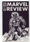 Marvel Art Review, The #3