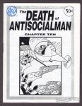 Death of Antisocialman, The #10