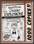 Small Press Creative Explosion #1