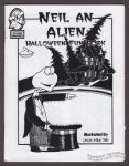Neil An Alien Halloween Fun Book