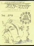 Marvelite's Fan-Zine #1