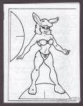 Snowbuni Internationale Paper Doll