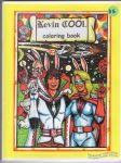 Kevin Cool Coloring Book #1
