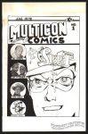 Multicon 1972 program