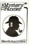 Mystery Fancier, The Vol. 8, #2