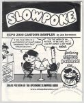 Slowpoke EXPO 2000 Cartoon Sampler