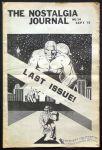 Nostalgia Journal, The #14