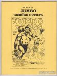 Book of Jumbo Comics Covers, The #1
