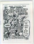 One Shot Comix #2