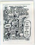 One Shot Comix #2