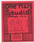 One Man Studio Catalog #1