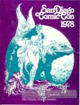 Comic-Con International: San Diego 1978 Program