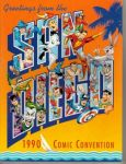 Comic-Con International: San Diego 1990 Program