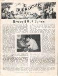 Burroughs Bulletin #18
