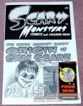 Scary Monsters Comics and Coloring Book #1