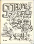 Science Fiction Five Yearly November 1976