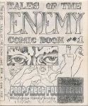 Tales of the Enemy Comic Book #1