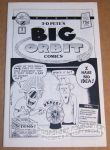 3-D Pete's Big Orbit Comics #3