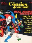 Comics Journal, The #043