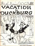 Vacation in Duckburg [1971] #1