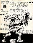 Voyage Into the Center of Comics #1