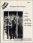 Wayne Manor Bulletin, The #2