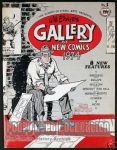 Will Eisner's SVA Gallery #01 [Gallery of New Comics 1974]