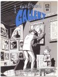 Will Eisner's SVA Gallery #13