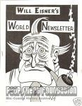 Will Eisner's World Newsletter #1