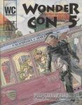 WonderCon 5 (1991) program