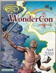 WonderCon April 2000 program