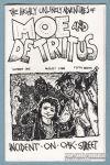 Moe and Detritus #1