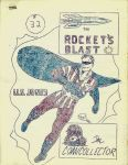 Rocket's Blast Comicollector / RBCC #032