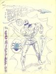 Rocket's Blast Comicollector / RBCC #033