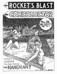 Rocket's Blast Comicollector / RBCC #036