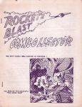 Rocket's Blast Comicollector / RBCC #037
