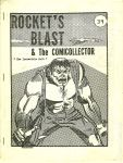 Rocket's Blast Comicollector / RBCC #039