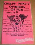 Creepy Mike's Omnibus of Fun #2