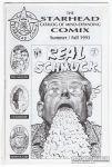 Starhead Comix Summer/Fall 1993 Catalog
