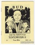 Bud and the Bugs from Dimension X