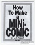 How to Make a Mini-Comic (2020 edition)