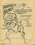 Rocket's Blast Comicollector / RBCC #045