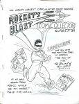 Rocket's Blast Comicollector / RBCC #049