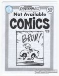 Not Available Comics #28
