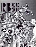Rocket's Blast Comicollector / RBCC #058