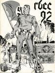 Rocket's Blast Comicollector / RBCC #092