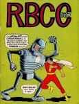 Rocket's Blast Comicollector / RBCC #107