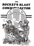 Rocket's Blast Comicollector / RBCC #116
