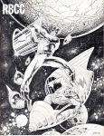 Rocket's Blast Comicollector / RBCC #140