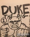Duke the Pig #1